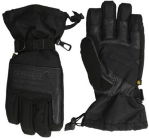 carhart cold snap gloves
